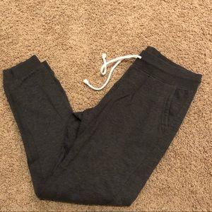 H&M Basics Divided Gray jogger size Medium